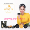 Bộ Dưỡng trắng da mặt chống nắng Hương Thị 5