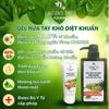 Gel rửa tay diệt khuẩn khô Hương Thị 60ml