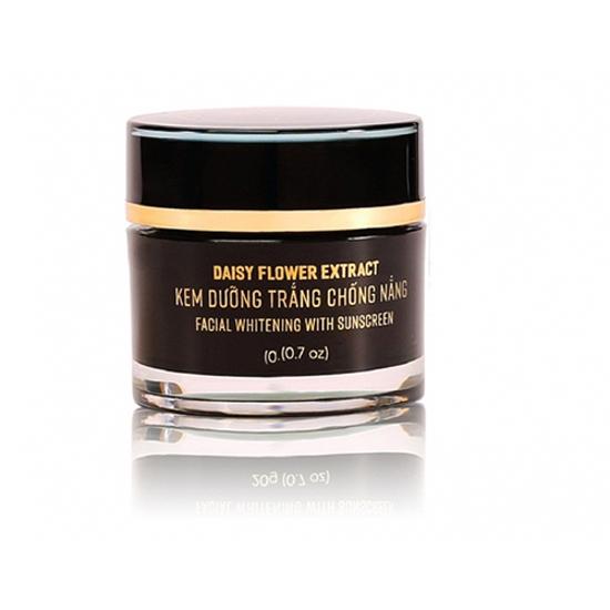 Kem dưỡng trắng da chống nắng Hương Thị Facial Whitening With Sunscreen 10g