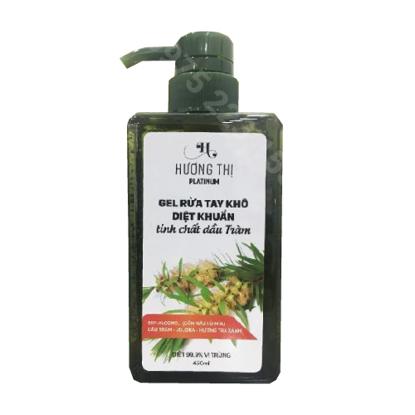 Gel rửa tay diệt khuẩn khô Hương Thị 450ml
