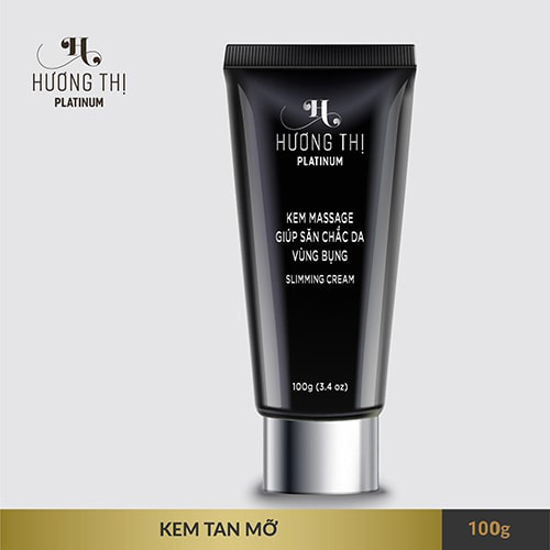 Kem tan mỡ săn chắc da Hương Thị Slimming Cream 100g