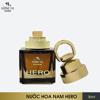 Nước hoa cao cấp dành nam giới Hương Thị Hero - Phiên bản giới hạn 30ml