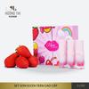 Set 3 thỏi son kem Elyza Liquid Lipstick - Hương Thị