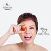 Son kem Elyza Liquid Lipstick - Hương Thị màu Hồng Ánh Kim có nhũ