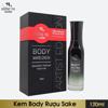 Kem dưỡng trắng toàn thân Sake Nhật Hương Thị Body White Cream 120ml
